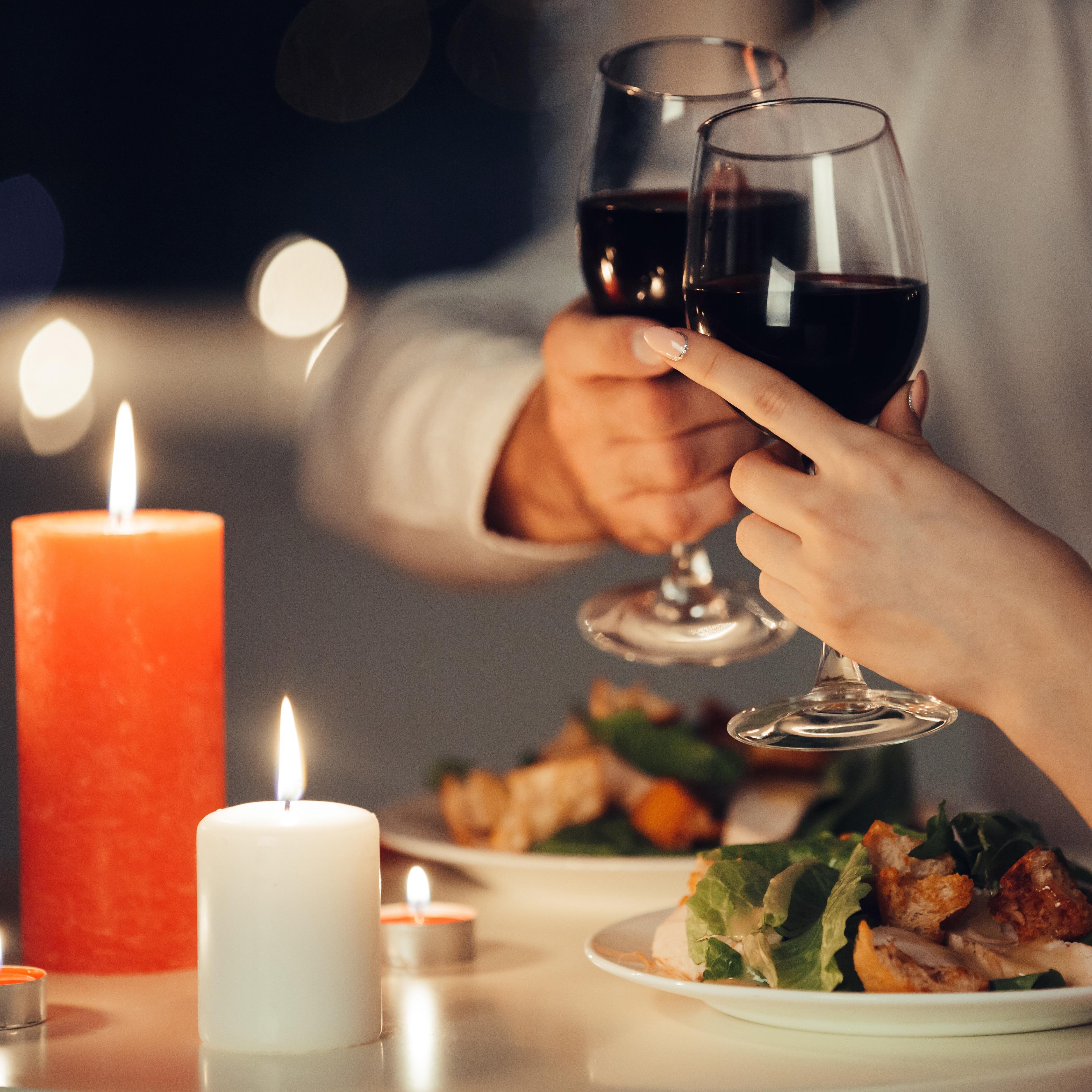 offerta soggiorno comprensivo di cena romantica per due persone